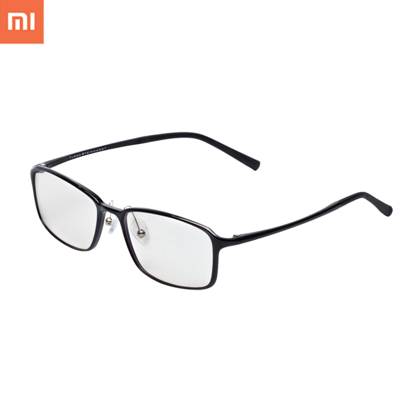 In Stock! Xiaomi TS Anti-blue-rays Protective spectacles Eye Protector 100% UV Protective For Man Woman Play Phone/Computer/Game lowest price original xiaomi b1 roidmi detachable anti blue rays protective glass eye protector for man woman play phone pc