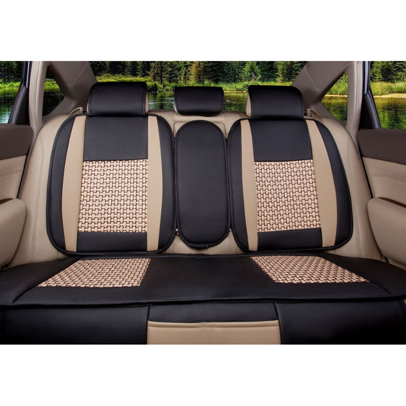 2018 brand new arrival pu leather car seats pad,not moves seat cushions, non slide car seat cushion, car accessories seat covers
