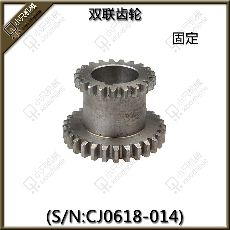 free shipping 1 pcs / set Teeth T29xT21 Dual Dears Metal Lathe Gears For Salefree shipping 1 pcs / set Teeth T29xT21 Dual Dears Metal Lathe Gears For Sale