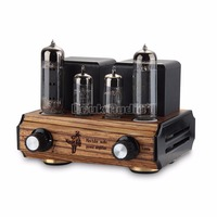 Douk Audio Mini 6P14 Vacuum Valve Tube Amplifier Stereo Single Ended Class A 2 0 Channel