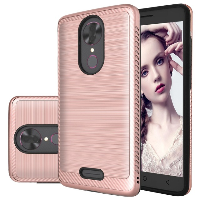 US $3 99 |2 in 1 Case For T Mobile Revvl Plus Shockproof Hybrid Armor Heavy  Duty Rugged Rubber Impact Defender Hard Cover Phone Skin Shell-in Fitted
