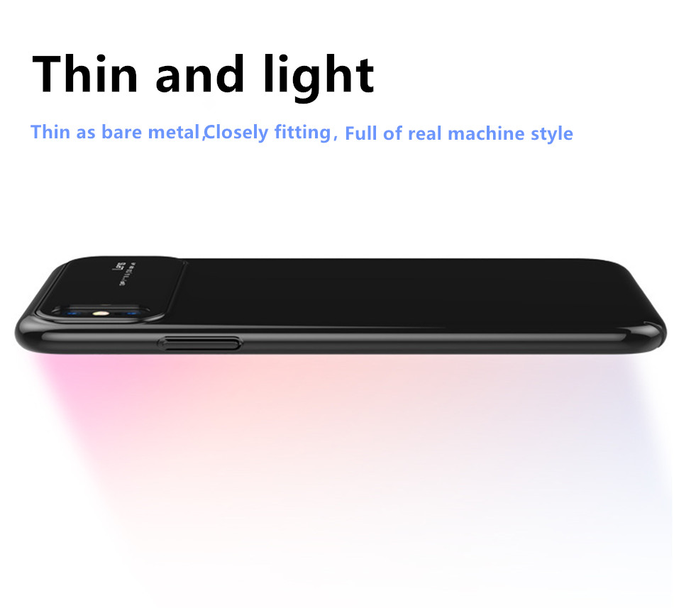 Luxury Case For iphone X 7 8 Plus 10 Tempered Glass Hard PC Hybrid Armor Cases For iphonex 10 Anti Knock Protective Phone Cover (4)