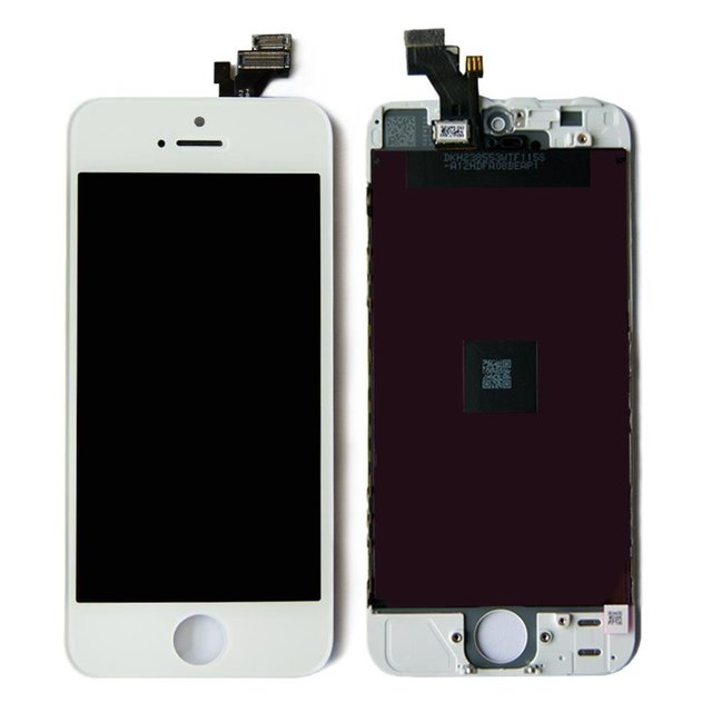 High Quality iPhone 5s Replacement LCD Assembly with Touchscreen Digitizer and free Toolkit