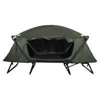 2018 best selling camping outdoor leisure free building multi purpose fishing wild supplies off site tent bed