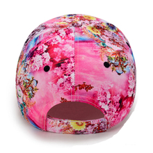 Classic Style Women Colorful Cap