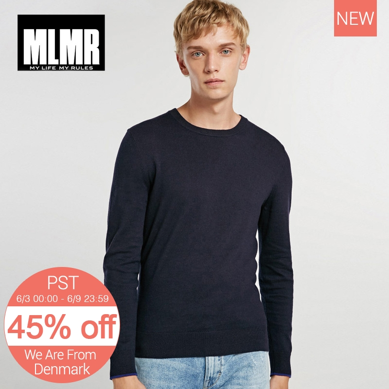 Jack Jones Men Spring And Summer Slim Sweater 217324518