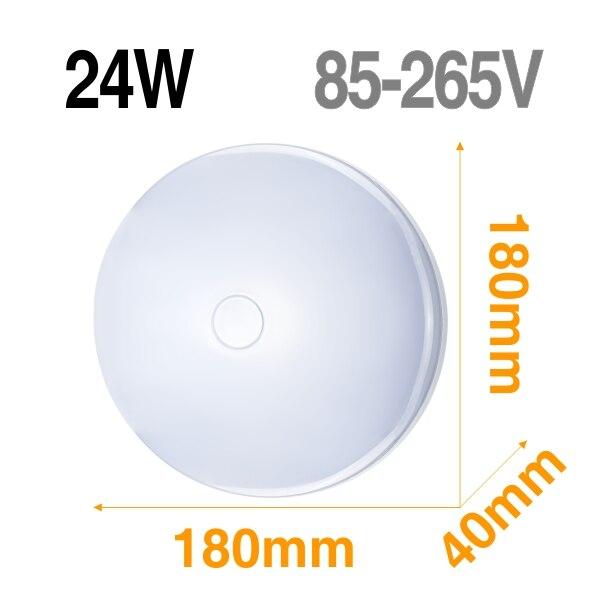 Model A 24W
