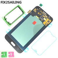 Super AMOLED LCD Display 100 Tested Working Touch Screen Assembly For Samsung Galaxy J5 2015 J500