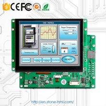 Пекин 5.6 TFT ЖК-монитор с сенсорным экран замена с RS232/RS485 порт/ТТЛ