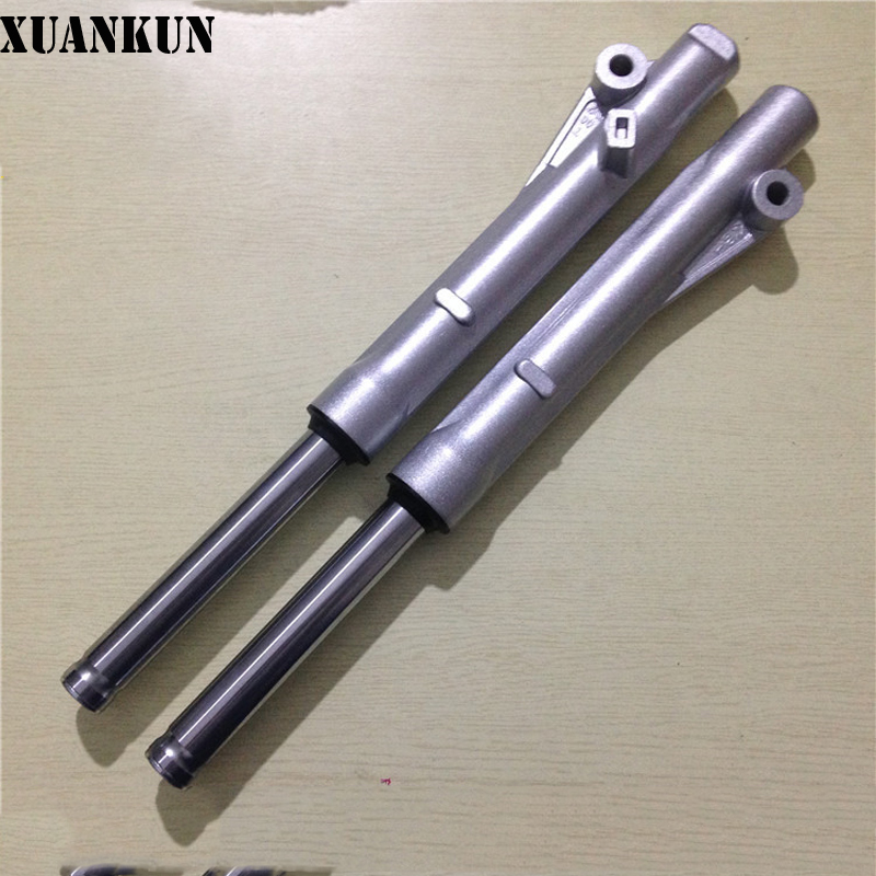 XUANKUN HJ110-2-2A-2C-2D HJ110-A Front Shock Absorber Front Fork Combination 2