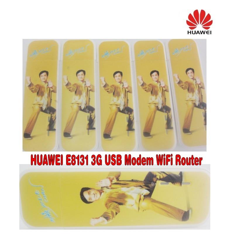 Lot Of 10pcs Free Shipping HUAWEI E8131 3G WiFi Modem Router And 3G USB WiFi Dongle