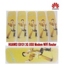 Лот из 10 шт. Бесплатная доставка Huawei E8131 3G WiFi модем-маршрутизатор и 3G USB Wi-Fi Dongle
