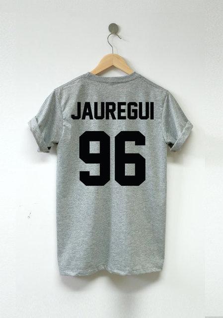 96 Jauregui T Estética Ocasional Lauren Camiseta AIqxWw