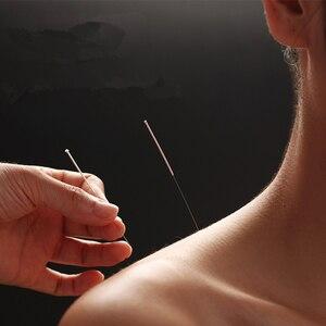 Image 3 - Großhandel 500 Akupunktur Nadel Hwato Einweg Sterile Chinesischen Akupunktur Nadeln Therapie Gesicht Multi Größe Großhandel