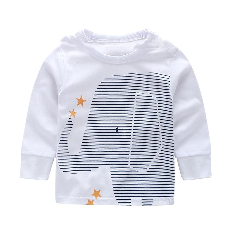 2016 Wiosna Jesień Baby Boy Ubrania Zestawy Bawełna Odzież dla - Odzież dla niemowląt - Zdjęcie 3