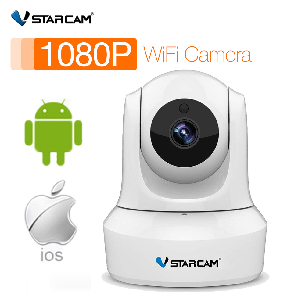 VStarcam c29s 1080P Baby Monitor HD Wireless IP Camera CCTV WiFi Home Surveillance Security Camera iOS