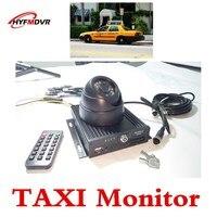 Monitoruj pakiet taksówek MDVR ahd720p obsługuje japoński/francuski system ntsc/pal w Systemy nadzoru od Bezpieczeństwo i ochrona na