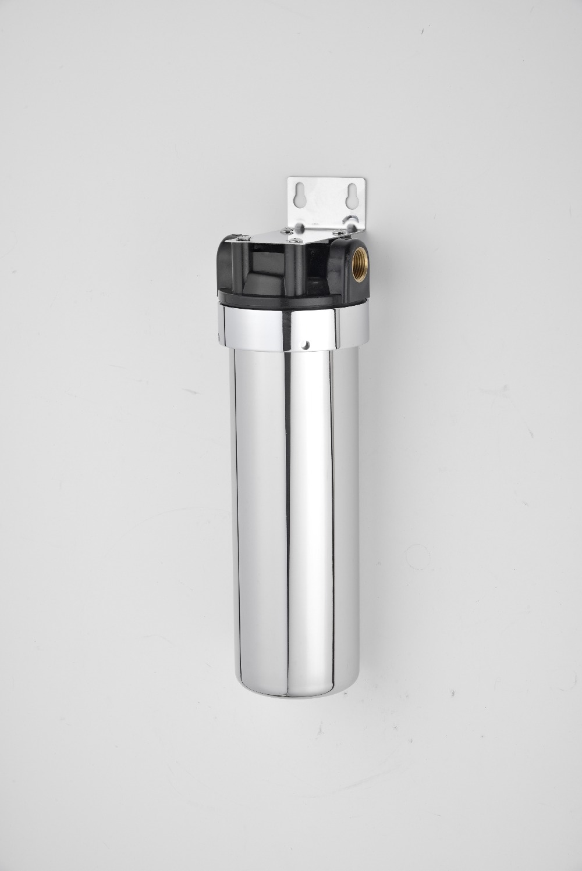 10-дюймовый одноступенчатые бытовой очиститель воды с 0,2 мл керамический фильтр