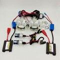 2.5 pulgadas HID Bi-xenon Lente Del Proyector Del faro Kit Completo con COB angel eyes Relé de alambre, diseño de Coches H1 H4 H7 4300 K 5000K...
