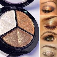 Сомбра paleta голый теней maquiagem палитра век установить блеск кисти де