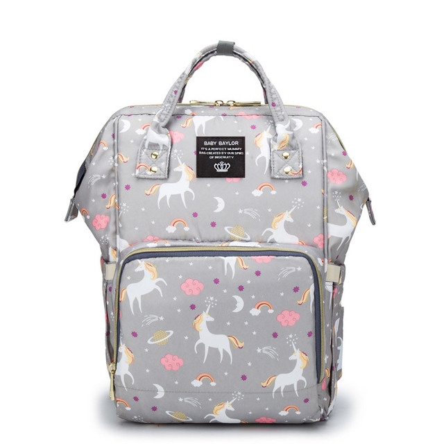 Mommy Bag Baby Stroller Diaper Bag Backpack Maternity Maternity Nappy Bag Brand Large Capacity