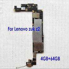 Orijinal Iyi Test Edilmiş Anakart Devreleri Flex Kablosu Için Lenovo ZUK Z2 4 GB + 64 GB Anakart kartı ücreti yonga setleri telefon parçaları