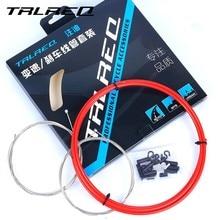 цена на TRLREQ Mtb Bike Brake Cable Set Road Bicycle Cable