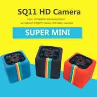 HEONYIRRY SQ11 SQ8 Portable 12MP Full HD 1080p Night Vision Small Mini Cam Micro Camera Video Recorder DV DVR Camcorder SD Card