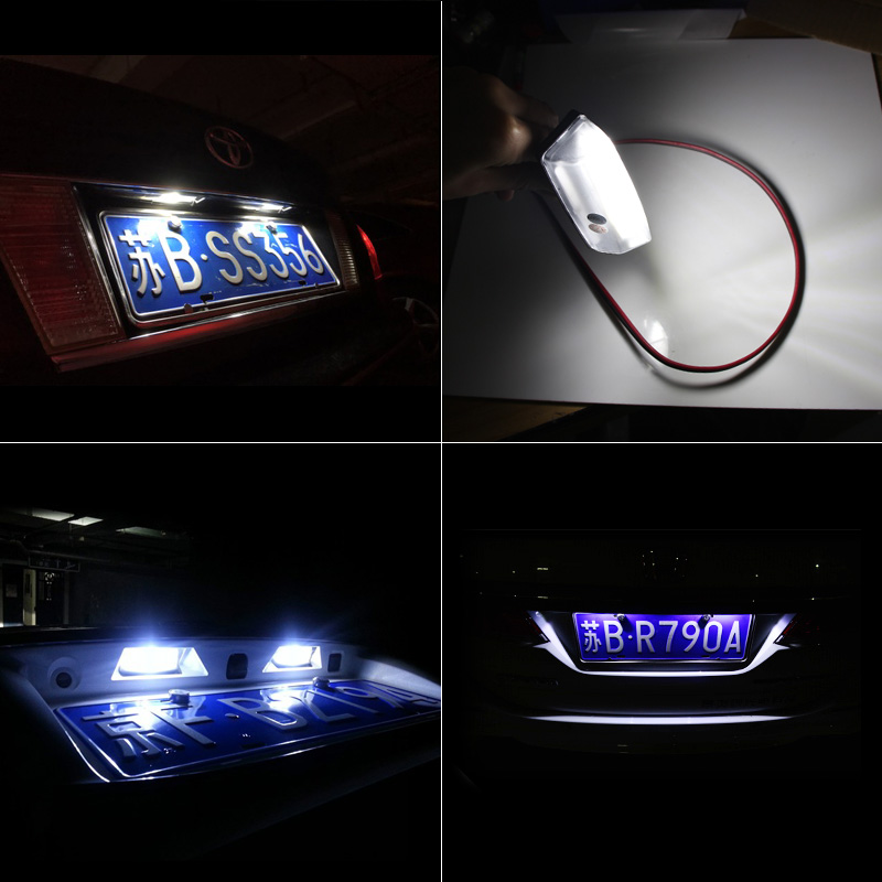 Ford-License-Lamp-light-effect