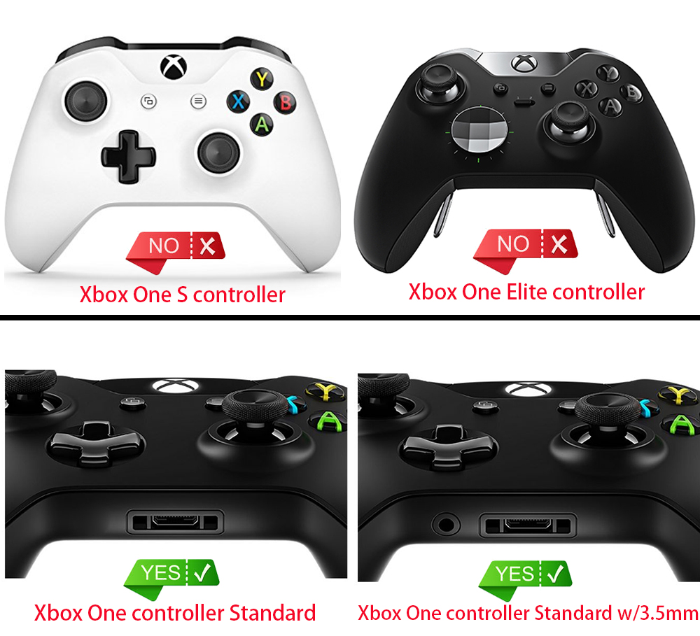 Top 10 Punto Medio Noticias | Xbox 1 Controller Repair Kit