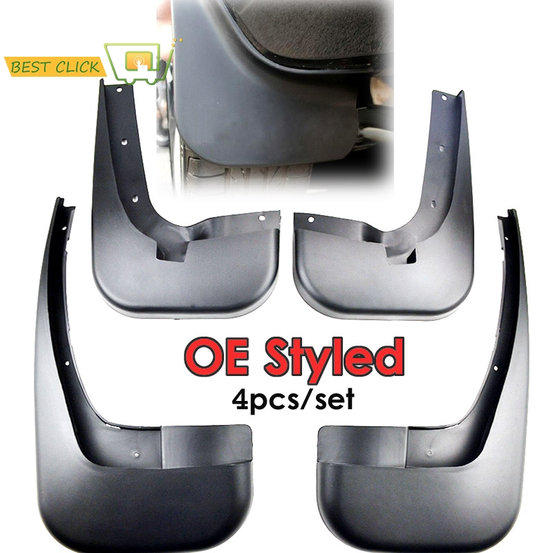 OE Styled Molded Car Mud Flaps For For Benz Vito Viano W639 2011 2015 Mudflaps Splash