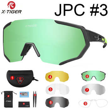 X-TIGER Cycling Eyewear X-YJ-JPC03-5