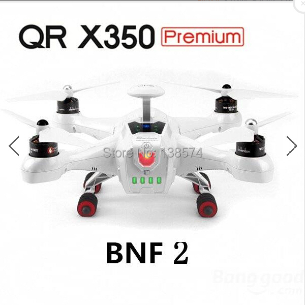 Walkera QR X350 Premium RC Quadcopter font b Drone b font With Ground Station RX705 BNF