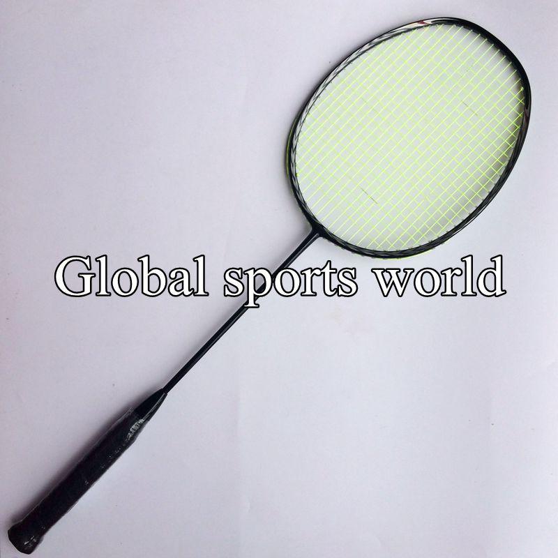 4 Pcs DUORA10 Badminton Racket+1 Glanz YY Racket+1 Tube AS40 Shuttlecock ,1pc 092 Bag Shipping To Canada