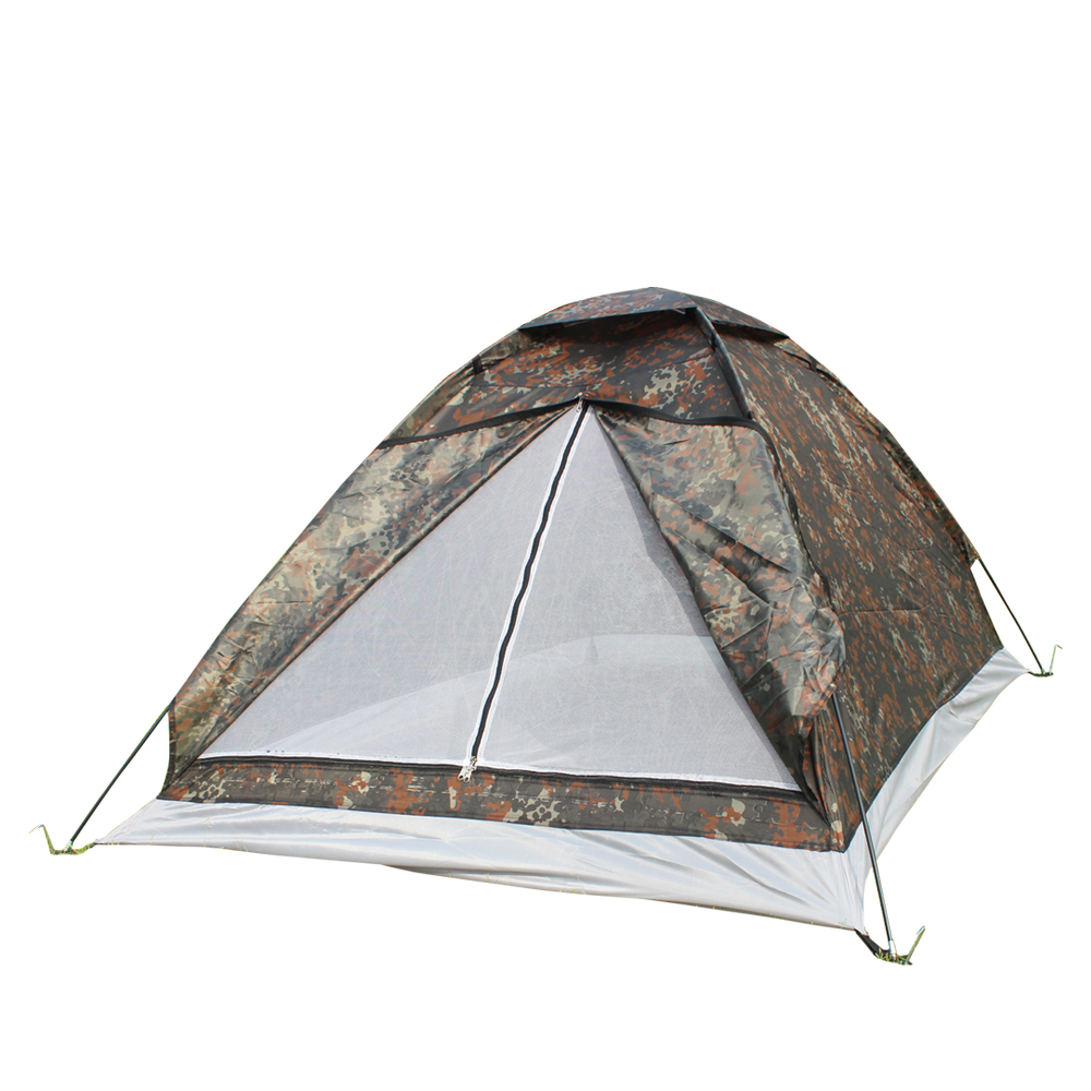 200 * 140 * 110 cm Outdoor Tragbare Single Layer carpas camping Zelt - Camping und Wandern - Foto 1