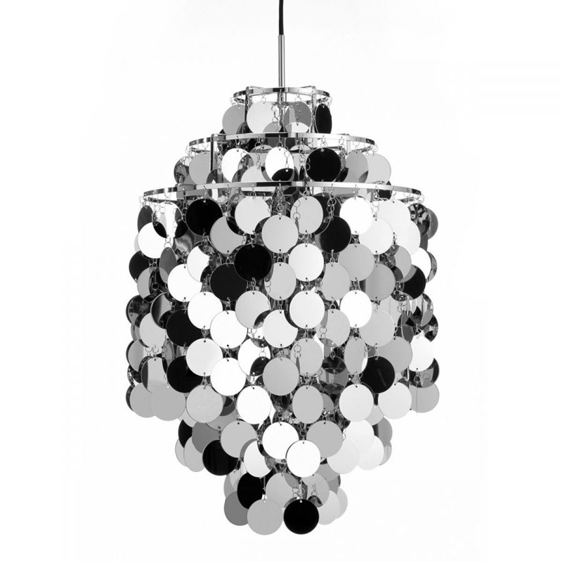 Fun 1DA Pendant by Verner Panton from Verpan Suspension Lighting Hanging Lamp Fixture for Restaurant verpan fun 1dm цена