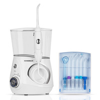 Hangsun Dental Water Flosser HOC680 Oral Irrigator With Massage Dental Power Floss Irrigation Clean Tooth Oral