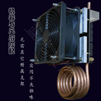 ZVS 48V Low Voltage Induction Heating Machine High Frequency Heating Machine Super Heat Sink