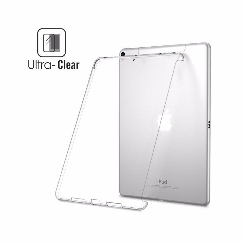 Silicon Cases for funda iPad Case Pro 10 5 inch Clear New Soft TPU Cover for iPad 10 5 quot Case Protective Shell A1701 Glass in Tablets amp e Books Case from Computer amp Office