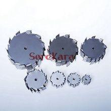 Диаметр 35 мм 50 мм 60 мм диаметр 8 мм нержавеющая сталь 304 перемешать лезвие крыльчатки зубчатого типа дисперсный диск шестерни
