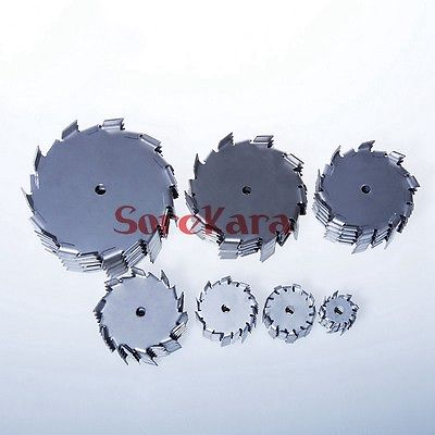 Diameter 50mm 60mm 80mm 100mm 120mm 150mm Bore 8mm Stainless Steel 304 Stir Blade Impeller Tooth Type Dispersed Disc Gear