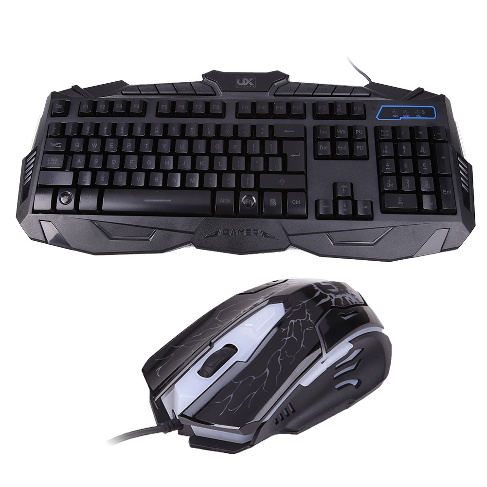 Клавиатура + Мышка NI5L 114 Gaming