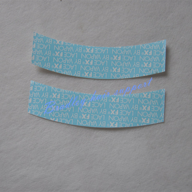 Vapon Blue Double Tape FXAB For Double-Taped Hair Extension Clear Hairpiece Tape 36pcs/bag