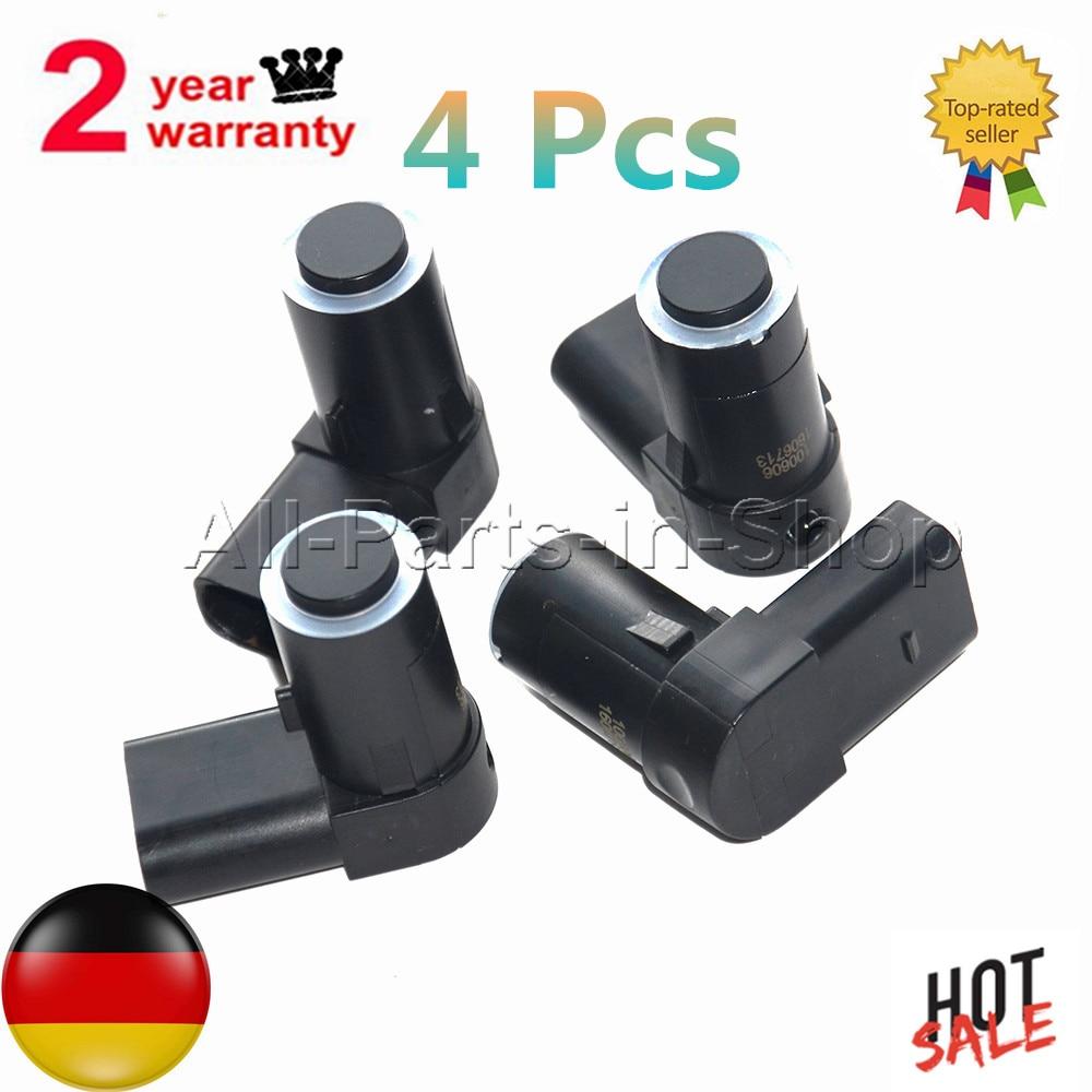 4 x PCS PDC PARKING SENSOR FOR SKODA SUPERB 3U4 3U0919275A 3U0919275B 3U0 919 275 A 3U0 919 275 B