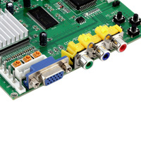 GBS 8220 CGA/EGA/YUV/RGBS to VGA HD Video Converter Board GDeals