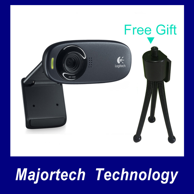 New Logitech HD Webcam C310 camera HD 720P 5MP Photos Built-in MIC webcam hd