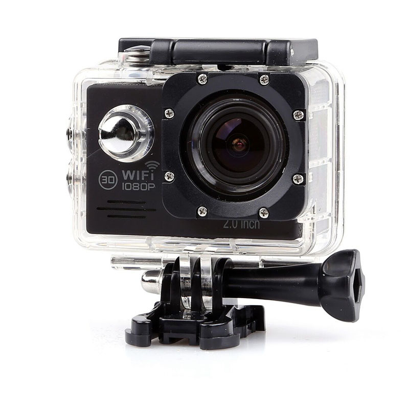 HD Waterproof Action Camera WiFi 2.0inches LCD 170D 98fps go Underwater Helmet Cam Camera Sport DV Video Camcorders wimius 4k action cam wifi 20m mini sport helmet fpv camera full hd 1080p go waterproof underwater 30m pro dvr for bike motorcyle