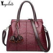 Ladies Zipper Casual Female Handbags Latest Design High Quality PU  Crossbody Solid Hard Bags With Six 6a6556006a6ec