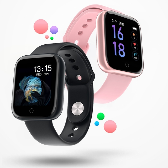 2020 Women Waterproof Smart Watch P70 P68 Plus Bluetooth Smartwatch For Apple IPhone Xiaomi Heart Rate Monitor Fitness Tracker 4