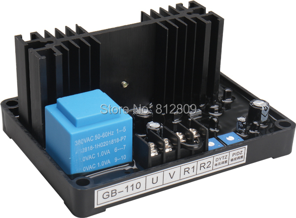 GB-110 Phase Compound Excitation Generator AVR